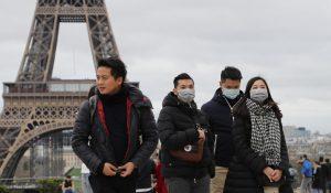 फ्रान्समा एकै दिनमा ४१ हजार जनाभन्दा बढी संक्रमित